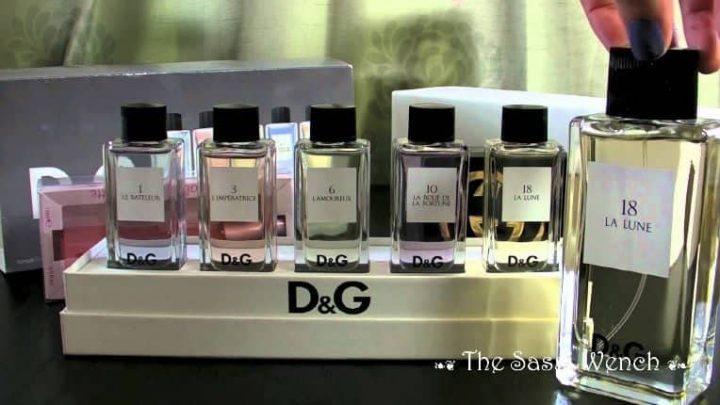 D & G Anthology Perfumes – Dolce & Gabbana Perfumes