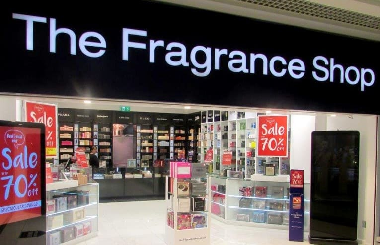 The Perfume Shop at St Johns Shopping Centre