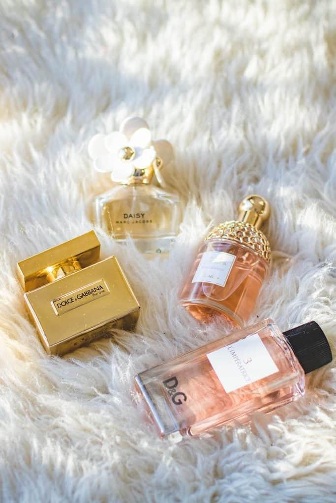 assorted-dolce-gabbana-fragrance-bottles