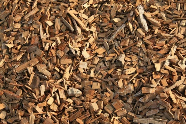 timber chips