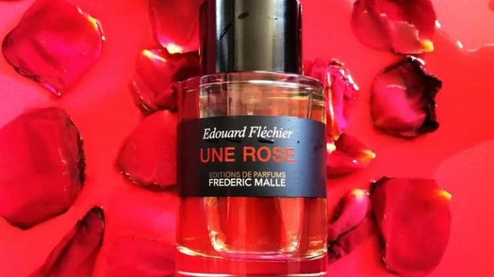 Frederic Malle Une Rose Perfume Review