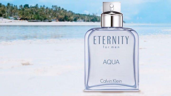 Calvin Klein Eternity Aqua for Men Review: Fresh Aquatic Charm