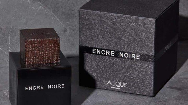 Encre Noire by Lalique Men's Cologne Review: Darkly Sensual