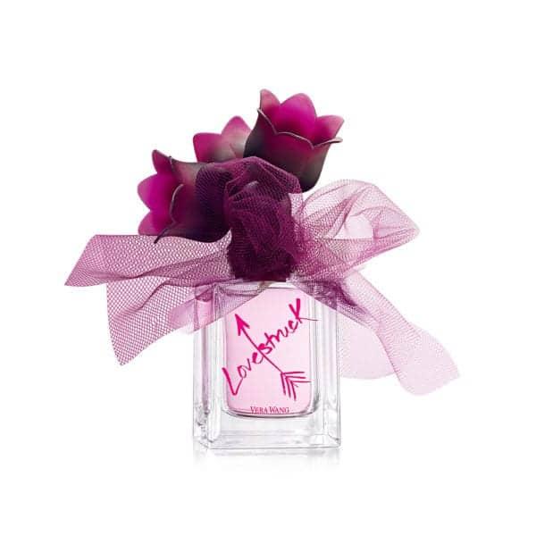 Vera Wang's Lovestruck Perfume