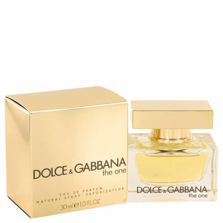the-one-women-dolce-gabanna