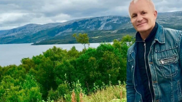 How Geir Ness Realized the Power of Scent