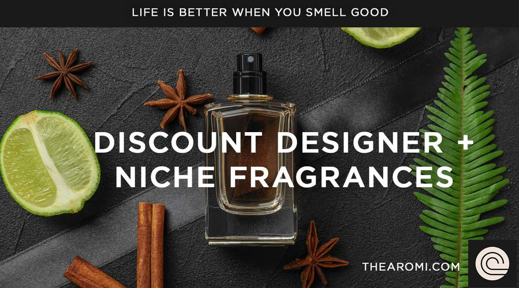 The Aromi Perfumes and Colognes