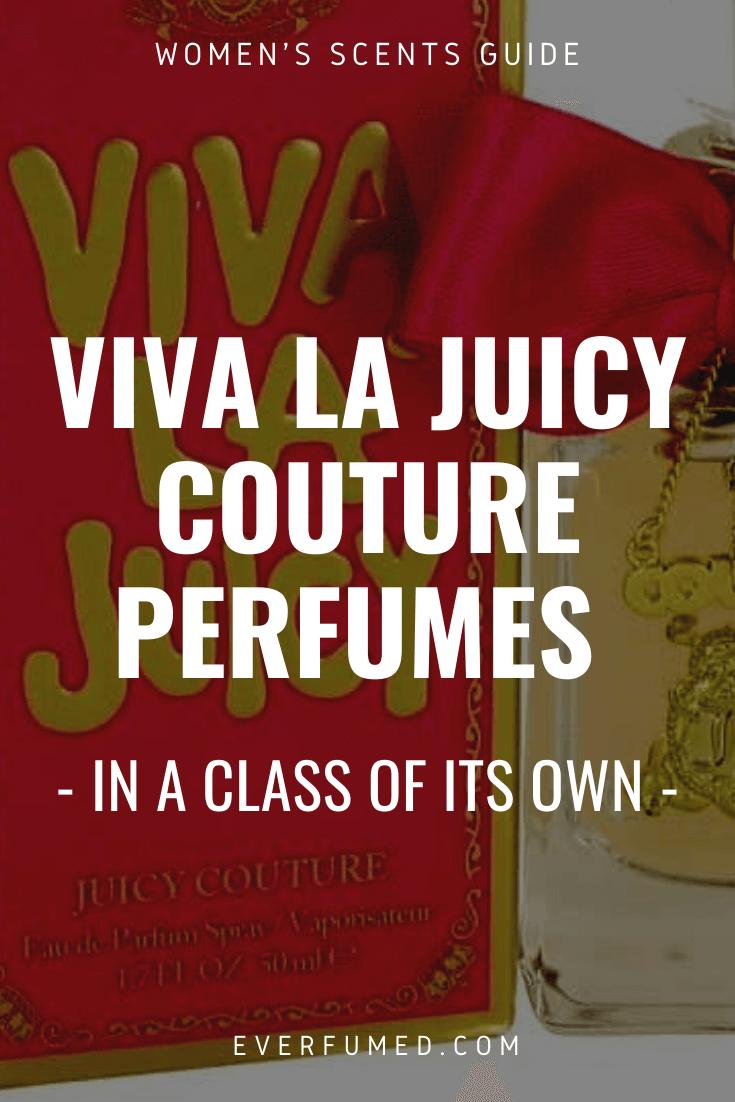 VIVA LA JUICY Couture Perfumes