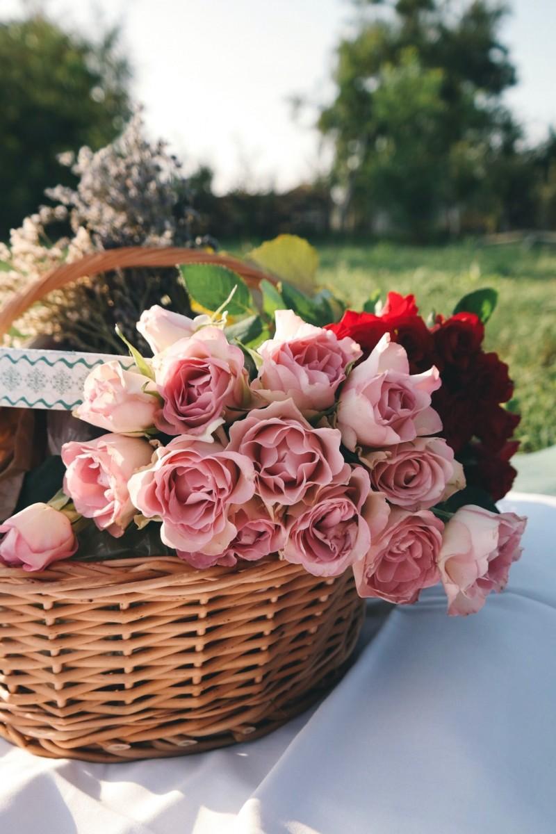 roses in best body spray for women