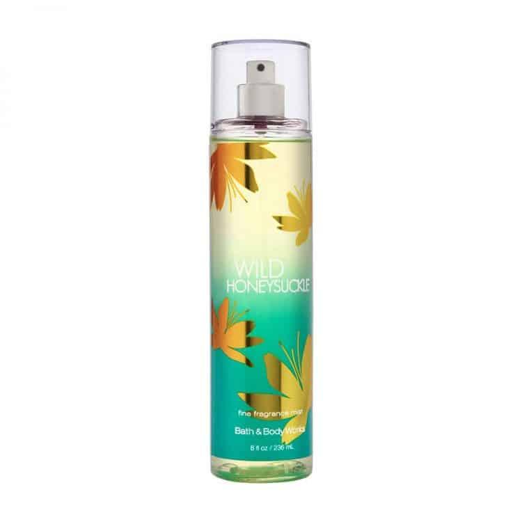 bath & body honeysuckle
