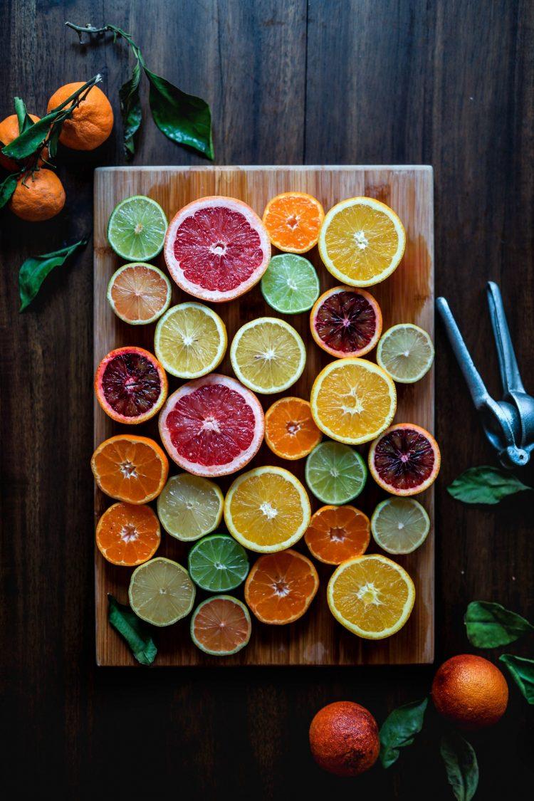 citrus burberry touch