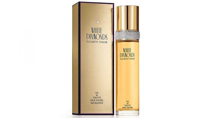 white diamonds perfume box