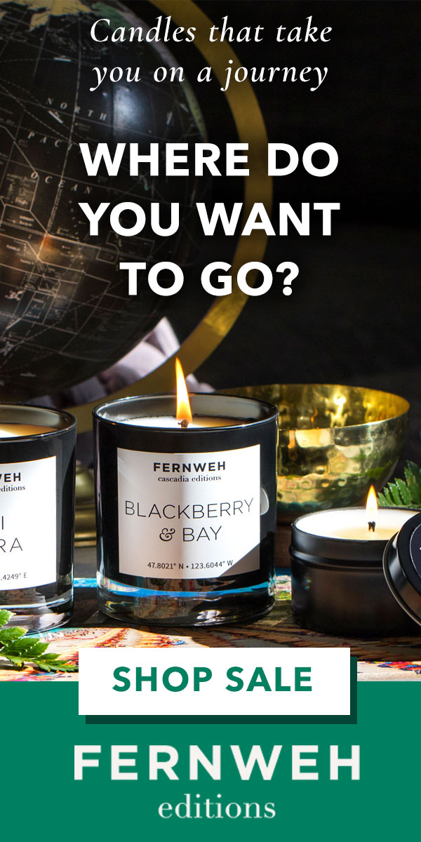 Fernweh Editions Scented Candles