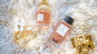 various designer perfume