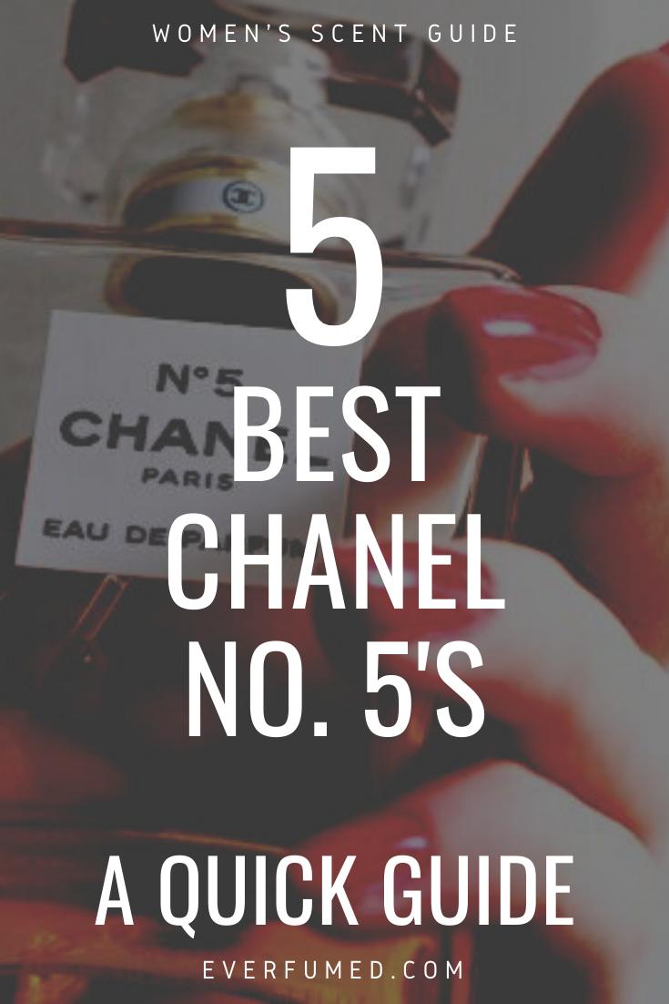 best chanel no.5