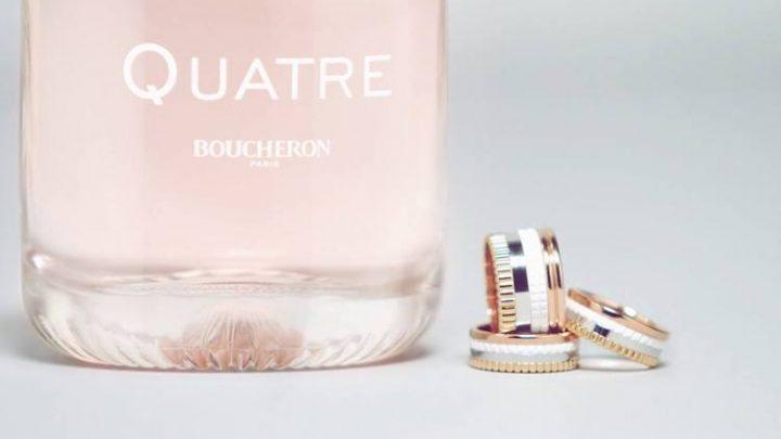 boucheron quatre perfumes