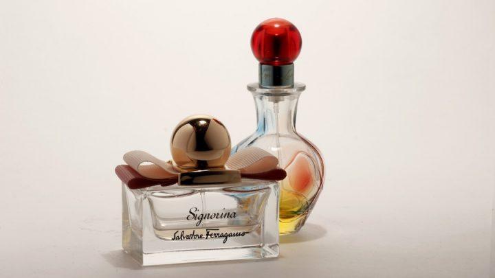 salvatore ferragammo perfume bottle
